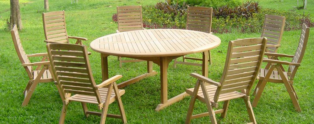 Lin Win Company - Teak Indoor Furniture